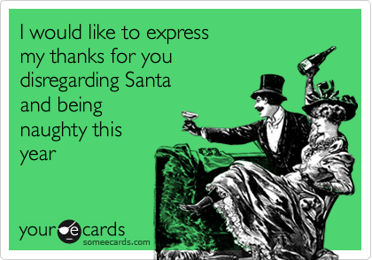 I would like to express 
