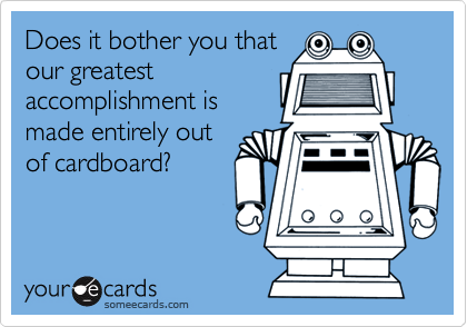 Does it bother you that
