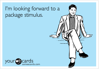 I'm looking forward to a       