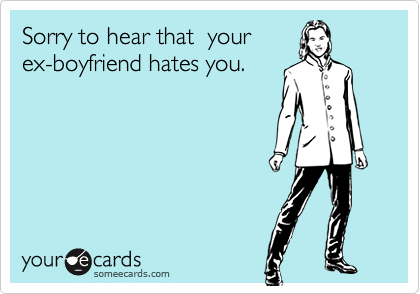 what to do if your boyfriend hates you