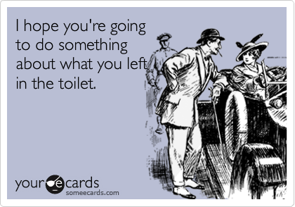 I hope you're going