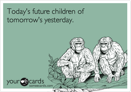 Today's future children of 