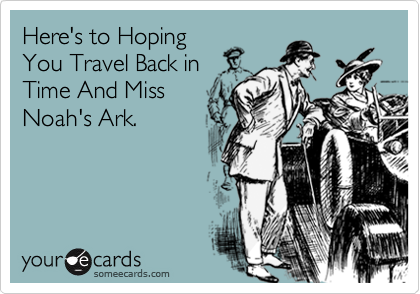 Here's to Hoping