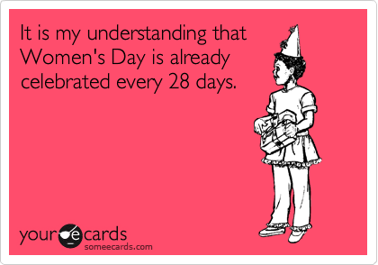 It is my understanding that