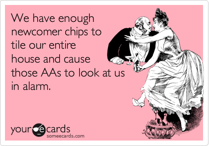 We have enough