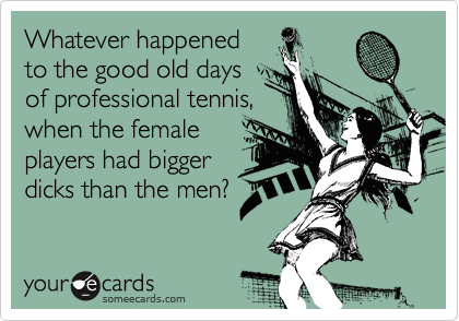 Whatever happened