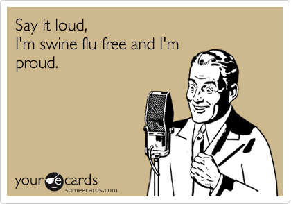 Say it loud,