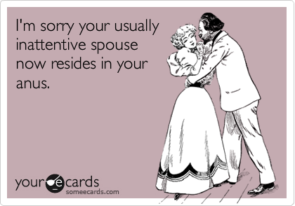 I'm sorry your usually