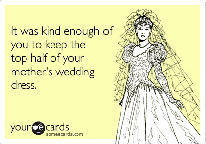 It was kind enough of
