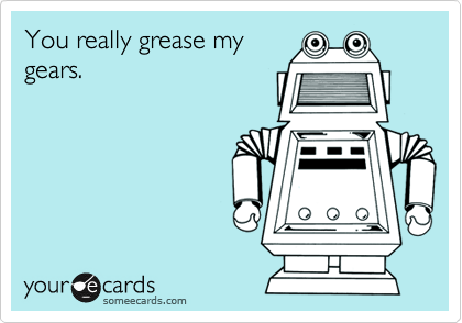 You really grease mygears.