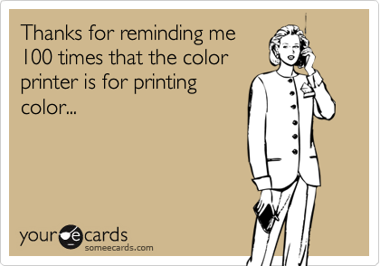 Thanks for reminding me
