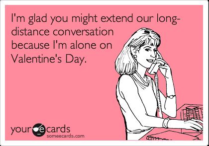 Long distance valentine ecard