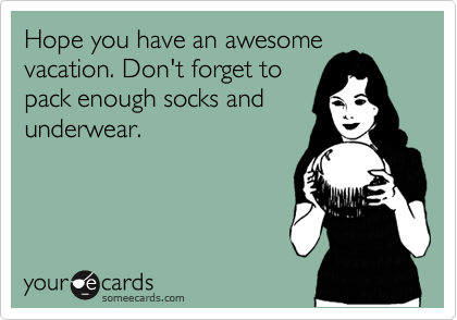 Hope you have an awesome