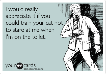 I would really