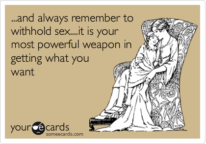 ...and always remember to