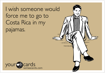 I wish someone would