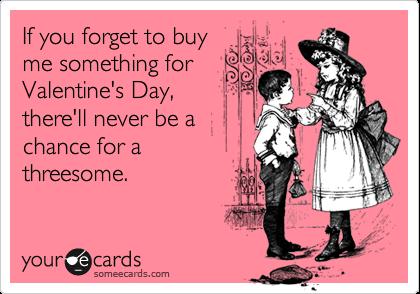 Apologise, E-cards threesome valentine you