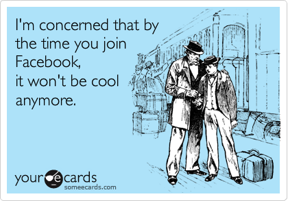 I'm concerned that by 