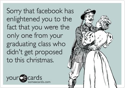 Sorry that facebook has