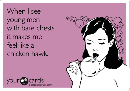 When I see 