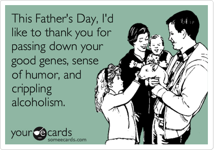 This Father's Day, I'd
