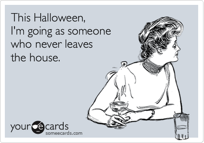 This Halloween, 