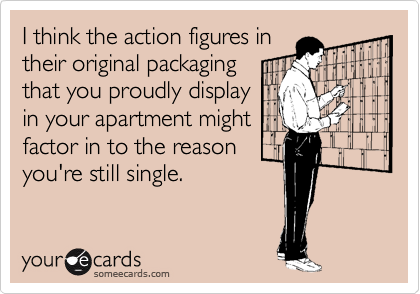 I think the action figures in
