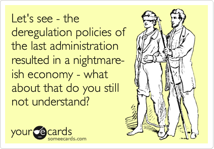 Let's see - the