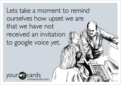 Lets take a moment to remind ourselves how upset we are