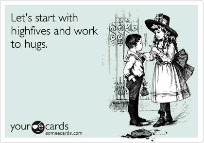 Let's start with