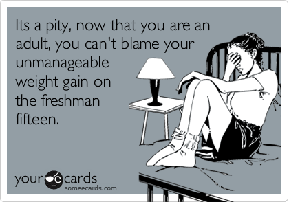 Its a pity, now that you are an
