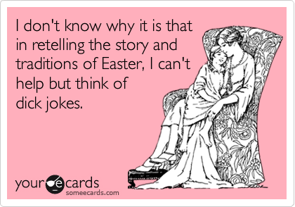 I don't know why it is that