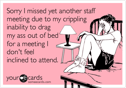 Sorry I missed yet another staff