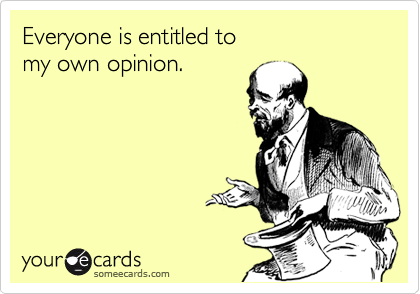Everyone is entitled to