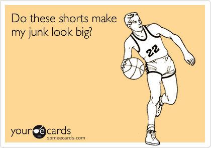 Do these shorts make