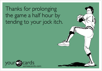 Thanks for prolonging 