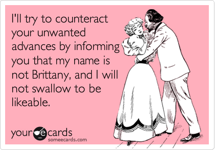 I'll try to counteract