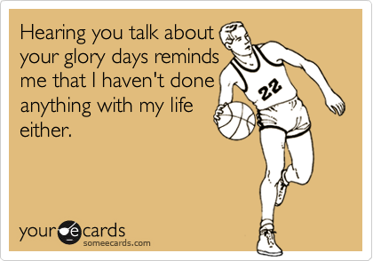 Hearing you talk about