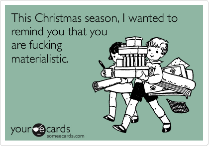 This Christmas season, I wanted to remind you that you