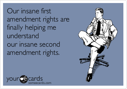 Our insane first 
