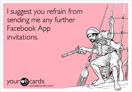 I suggest you refrain from