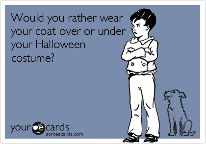 Would you rather wear