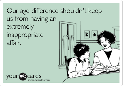 Inappropriate Age Difference 2