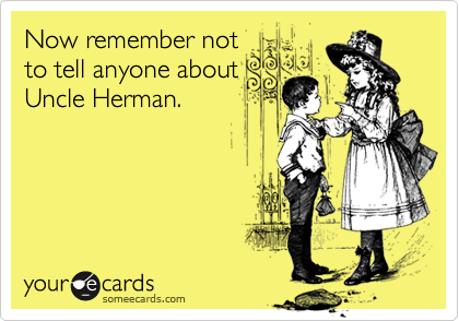 Now remember not