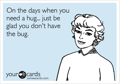 On the days when you
