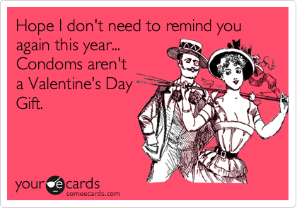 Hope I don't need to remind you again this year...