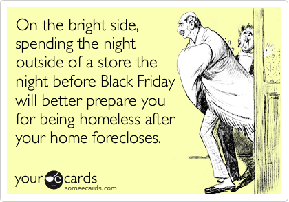 On the bright side, 