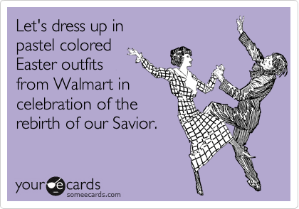 Let's dress up in 