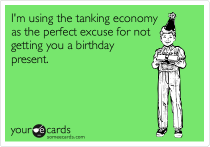 I'm using the tanking economy