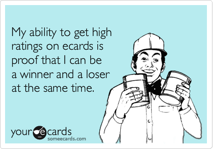 My ability to get high